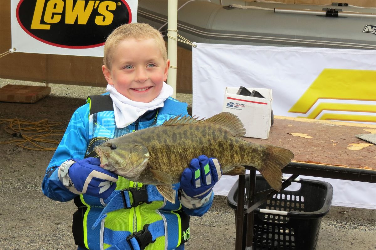 Triple Fish Challenge at Coulee Playland